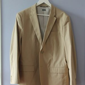 Men's Perry Ellis 100% Cotton Blazer NWOT